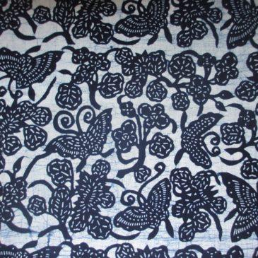 Lan Yin Hua Bu Blue & White