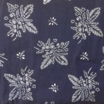 natural indigo fabric textile artisanal hand made sustainable