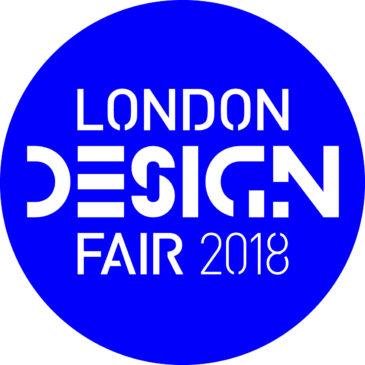 LONDON DESIGN FAIR 20 -23.9.2018