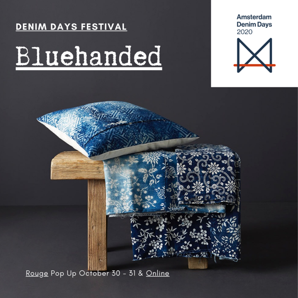Amsterdam denim days bluehanded