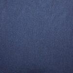 solid indigo blue cotton fabric textile natural plant dye handmade
